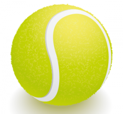 Tennis Ball clipart transparent background