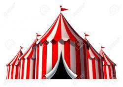 Carneval clipart big top