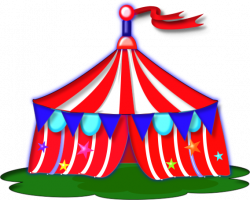 Carneval clipart festival tent