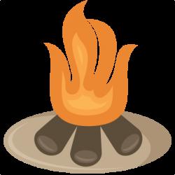 Bonfire clipart fire pit
