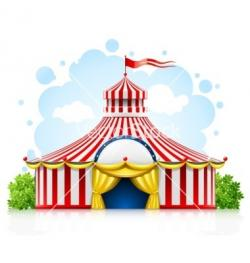 Carneval clipart party tent