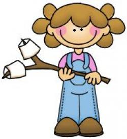 Camp clipart kid cooperation