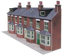 Terrace clipart terraced house