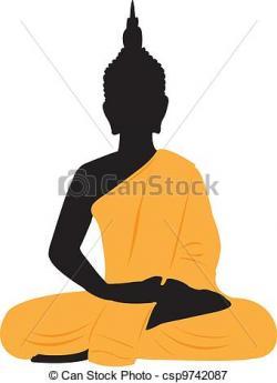 Buddha clipart thai