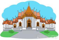 Pagoda clipart khmer