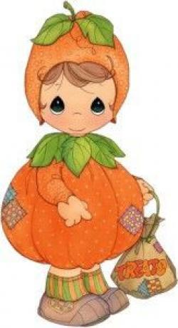 Fall clipart precious moment
