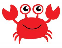 Seafood clipart baby crab