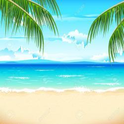 Shore clipart beach