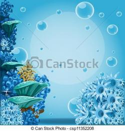 The Sea clipart deep sea