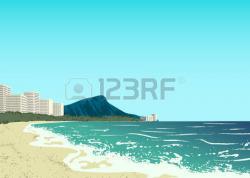 Shoreline clipart shore