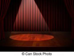 Theatre clipart backstage