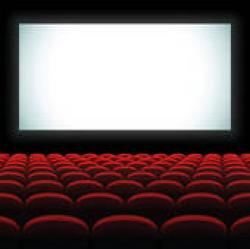 Screen clipart cinema