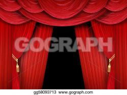 Theatre clipart opera stage