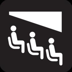 Theatre clipart pictogram