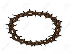 Thorns clipart crown thorns