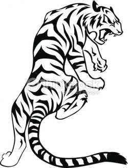 Bengal clipart chinese tiger