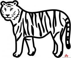 Puma clipart drawing