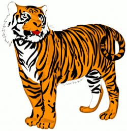 Bengal clipart public domain