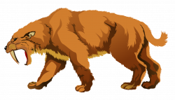 Extinct clipart carnivore