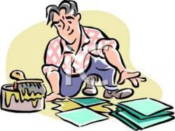 Ceramic clipart cartoon