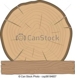 Timber clipart wooden log