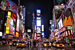 Times Square clipart photography