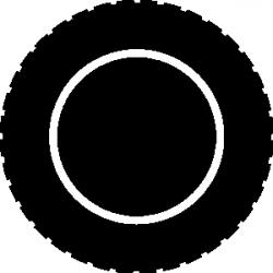 Tires clipart outline