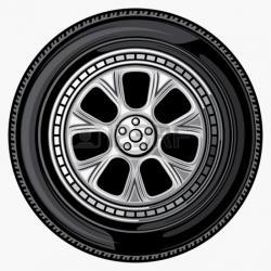 Tires clipart vector art