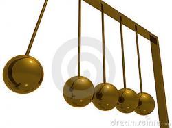 Pendulum clipart momentum