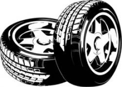 Tires clipart