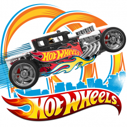 Hot Wheels clipart logo