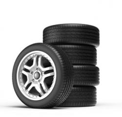 Tires clipart stack tire
