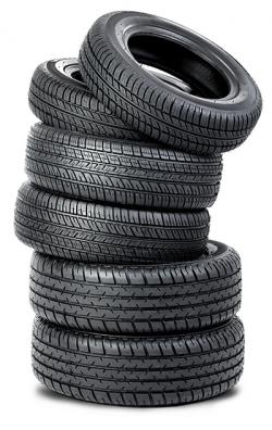 Tire clipart stacked tire