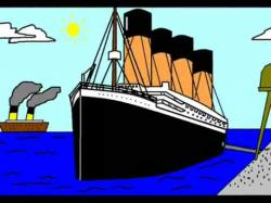 Titanic clipart cartoon