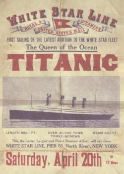 Titanic clipart fleet