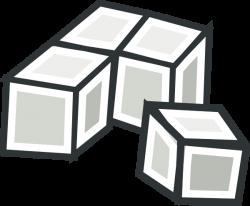 Sugar clipart tofu