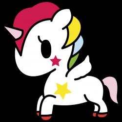 Tokidoki clipart unicorn