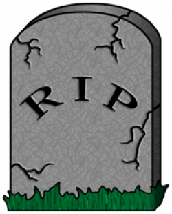 Gravestone clipart transparent