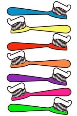 Mauve clipart toothbrush