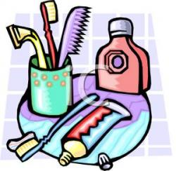 Products clipart bathroom