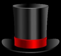 Magician clipart top hat