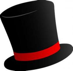 Top Hat clipart awesome