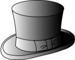 Top Hat clipart groom