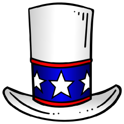 Political clipart simple