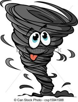 Tornado clipart funny