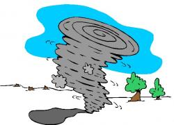 Tornado clipart natural disaster