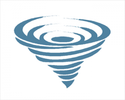 Tornado clipart weather symbol