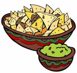 Chips clipart mexican