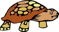 In The Desert clipart turtle