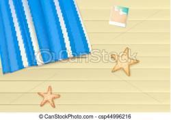 Towel clipart mat